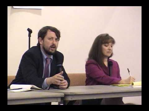Susan Shelley and Brian Walsh debate the death penalty