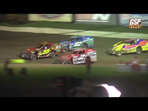 358 Modifieds - 7/28/2018 - Grandview Speedway