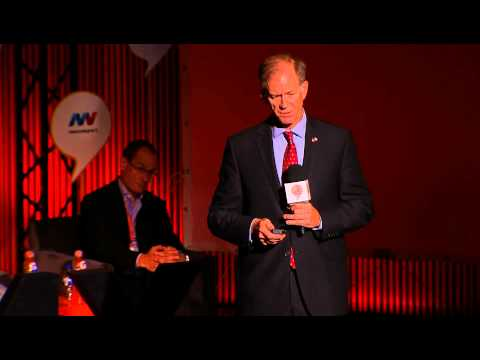 SIS 2014 - Rick Traer - CEO Canadian Sport Tourism Alliance