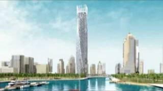 Infinity Tower Dubai Marina