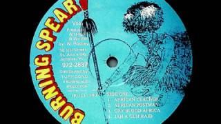 Burning Spear - African Teacher [Burning Spear 1980]