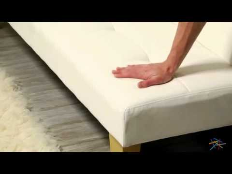 ameriwood aria futon product review video aria futon sofa bed