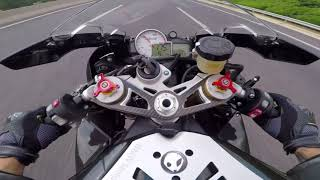 BMW S1000RR IN ACTION