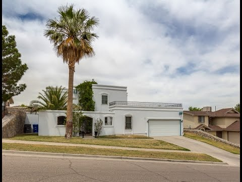 6213 Bluff Ridge Dr, El Paso, TX 79912 | Westside Home for Rent
