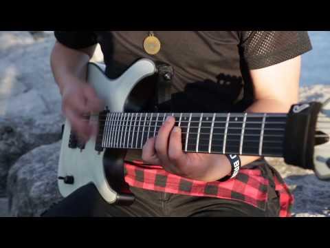 [Feyn Entity] - Betrayer (Guitar Playthrough)