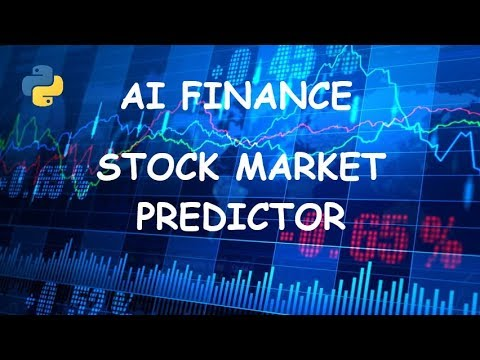 Stock Market Prediction with LSTM network in Python | AI in finance