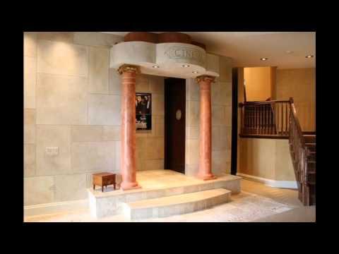 Home theater columns design ideas - YouTube