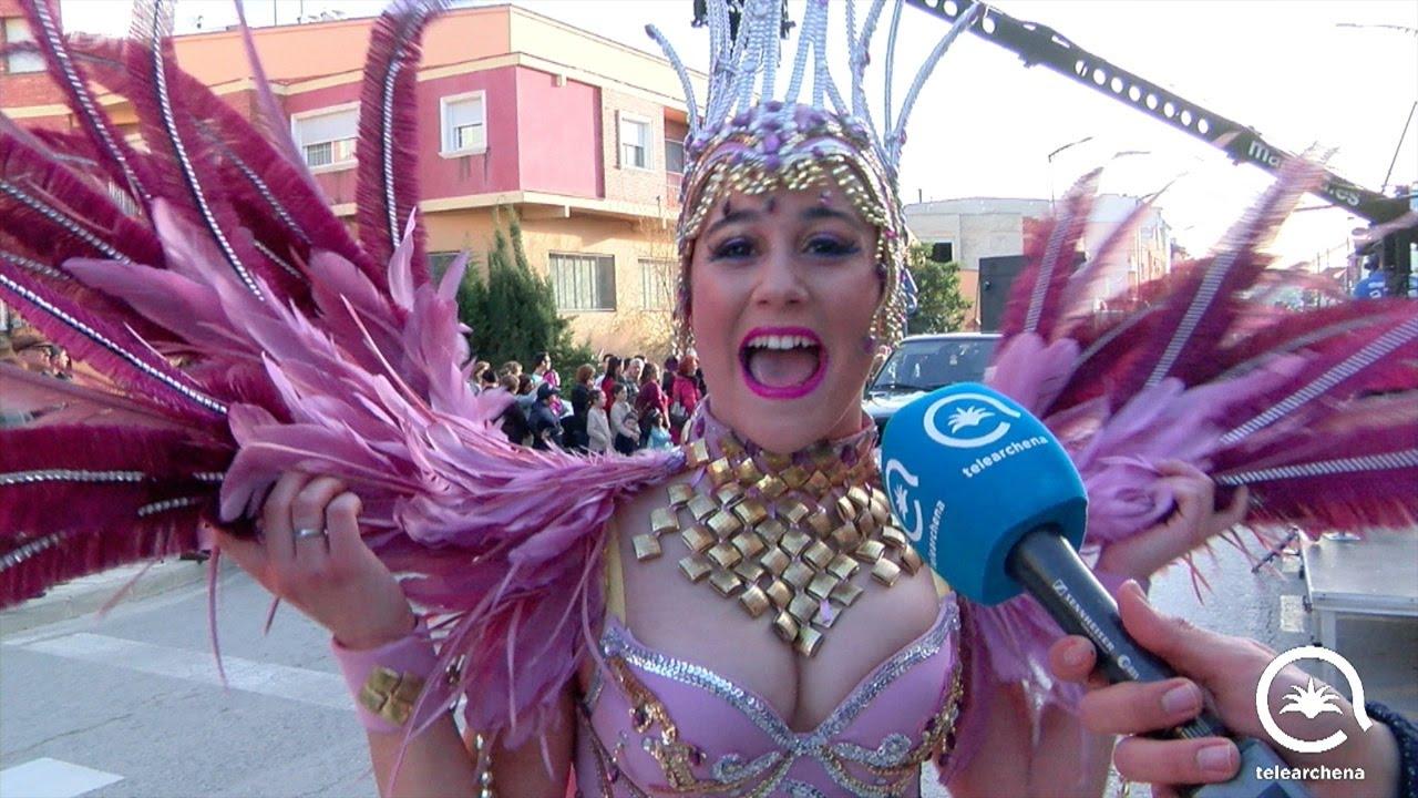 Espectacular carnaval archena 2017 disfruta las comparsas - Difraces para carnaval ...