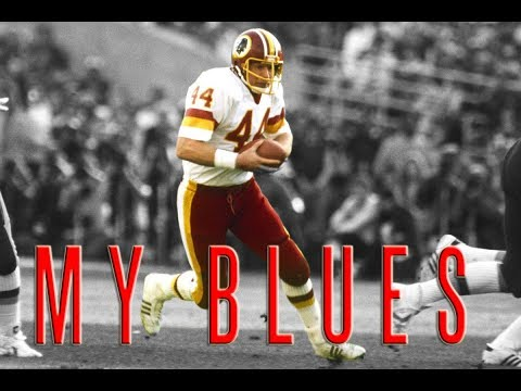 "John Riggins ||""My Blues""