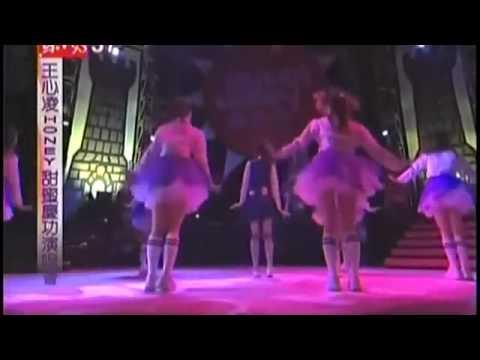 Cyndi Wang - Honey live  kawaii girld!!!