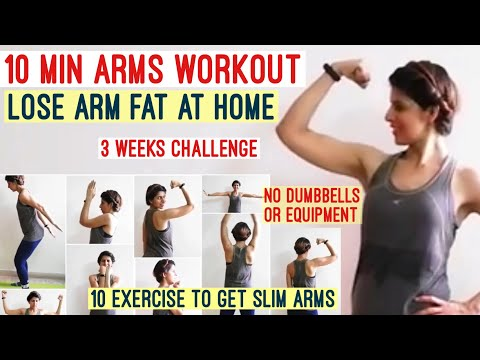 10-min-toned-arms-workout-at-home-|-no-equipment-|-best-exercises-to-lose-arms-fat-fast-challenge
