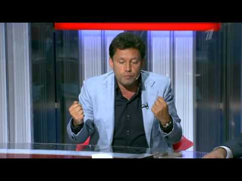 Alexis Rodzianko On Channel One