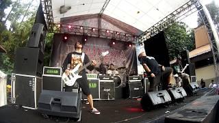 Video SINUSITIS - LIVE INDONESIA DEATH FEST @BULUNGAN OUTDOOR download MP3, 3GP, MP4, WEBM, AVI, FLV Agustus 2018