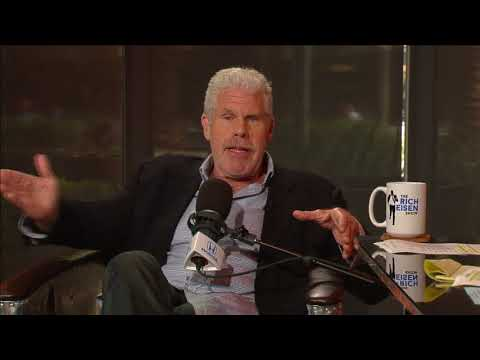 """Actor Ron Perlman on Playing Clay Morrow on """"Sons of Anarchy""""   The Rich Eisen Show"""