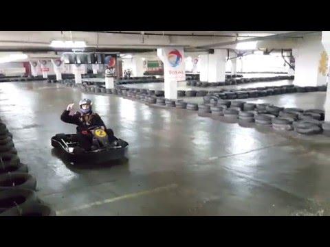 Картинги гонки: первый раз в первый класс