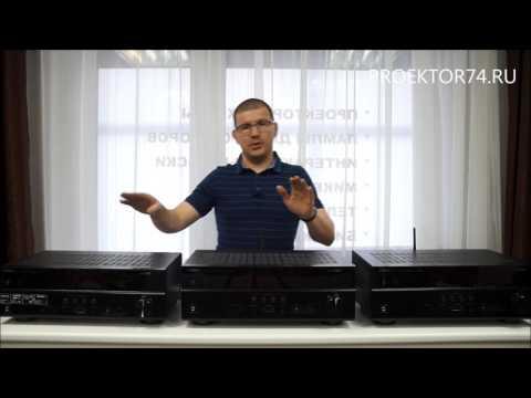 Обзор AV ресиверов Yamaha RX-V381 и Yamaha RX-V481