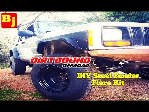 Dirt Bound DIY Fender Flares