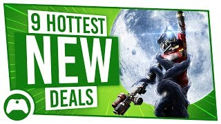 9 Brand NEW Deals On Xbox This Week!