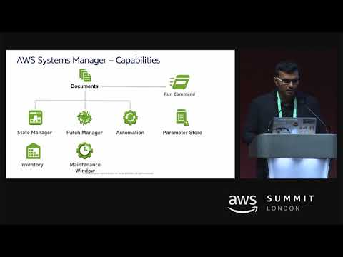 Operational Control and Insights using Amazon Systems Manager