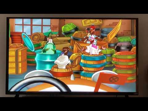 Puppet Video: Puppets Play Trouble In Toontown Game