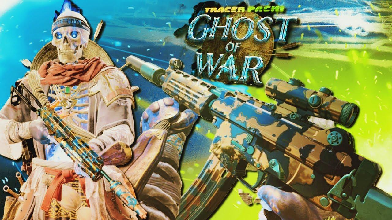 *FREE* Vanguard Pre Order Skin! Tracer Pack: Ghost of War Ultra Skin Showcase Call Of Duty Cold War