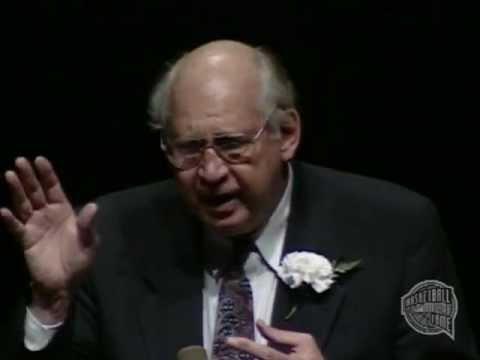 Arild Verner Agerskov (Vern) Mikkelsen's Basketball Hall of Fame Enshrinement Speech