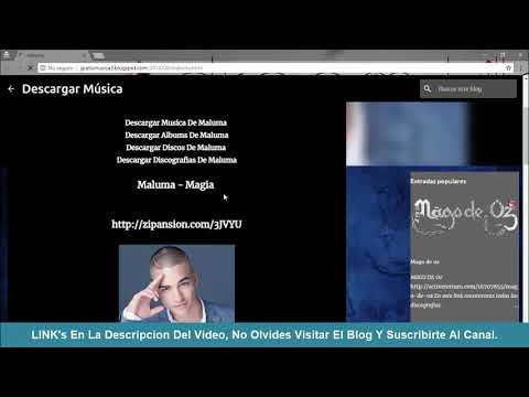 Descargar Discos De Maluma Descargar Musica De Maluma Descargar Albums De Maluma