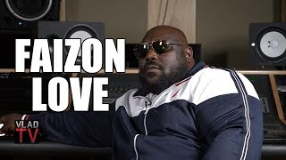 Faizon Love: Chris Tucker Didn't Want to Do 'Rush Hour', He Never Heard of Jackie Chan (Part 7)