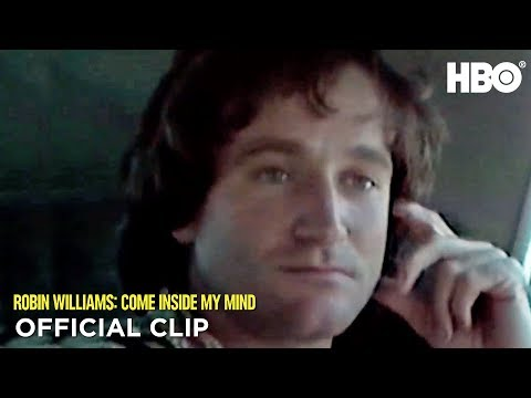 The Fear of Being Alone   Robin Williams: Come Inside My Mind   HBO