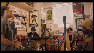 Kamaal Williams x Lauren Faith - Hold On (Live at Larache) ft. Shabaka Hutchings & Alina Bzhezhinska