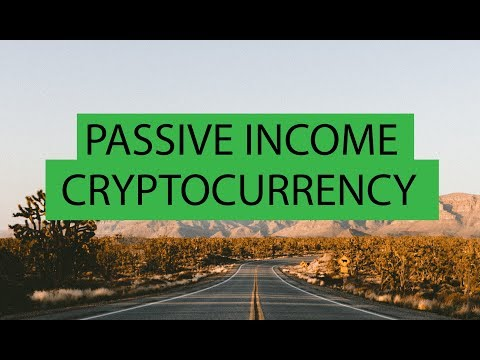Passive Income With Cryptocurrency - Funding With Bitfinex