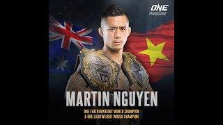 MARTIN NGUYEN vs CHRISTIAN LEE | 18.5.2018 One Championship.
