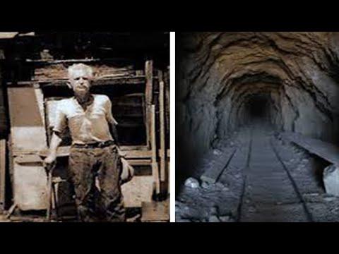 Dieser Mann hat 38 Jahre damit verbracht, einen Tunnel ins Nirgendwo zu graben! Sein Rätsel wurde..