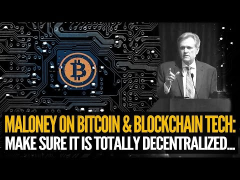 Is Bitcoin & Blockchain The Future Of Money? Mike Maloney