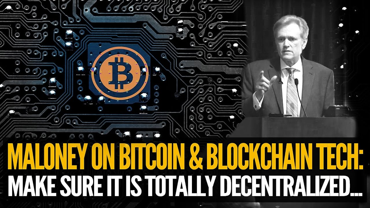 mike maloney cryptocurrency