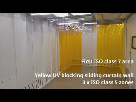 Virtual cleanroom tour - ProCleanroom