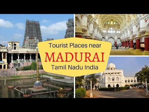 Tourist Places near Madurai with Family | Places to See in Tamil Nadu | Madurai Tourism | India