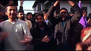 Fiatal migráns férfiak követelték a bosnyák-horvát határ megnyitását