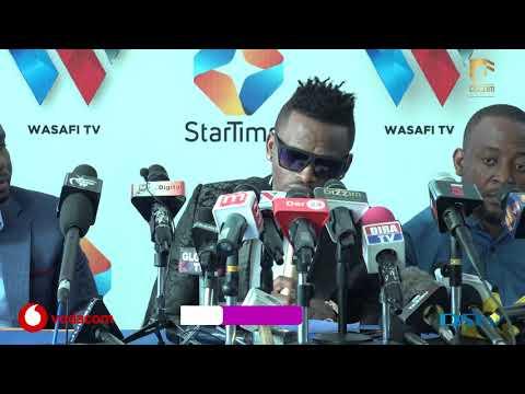 StarTines yaungana na Wasafi Tv Kibiashara thumbnail