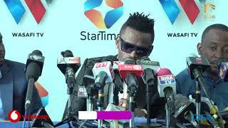 StarTines yaungana na Wasafi Tv Kibiashara