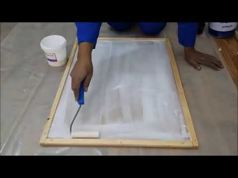 Step by step how to install 3d epoxy floors