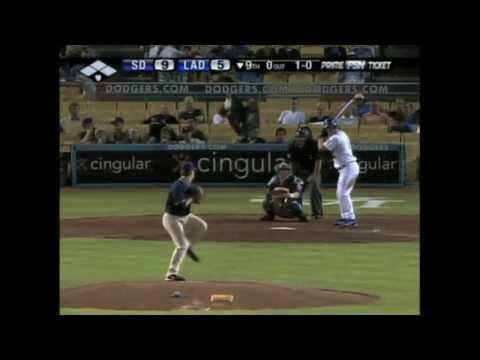 Dodgers Win - September 18, 2006