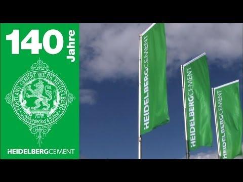140 Jahre HeidelbergCement