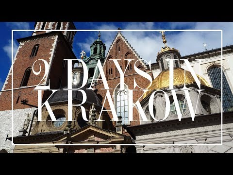 2 Days in Krakow