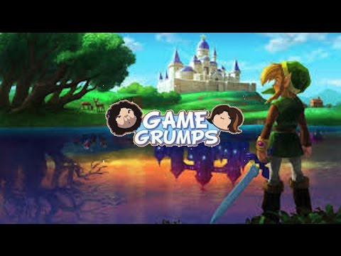 Game Grumps Link Between Worlds Best Moments