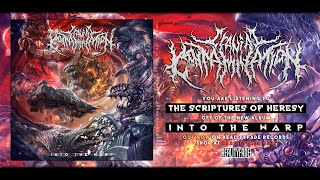 CRANIAL CONTAMINATION - INTO THE WARP [OFFICIAL ALBUM STREAM] (2020) SW EXCLUSIVE