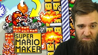 Some Truly HORRIFIC Odds // SUPER EXPERT NO SKIP [#76] [SUPER MARIO MAKER]