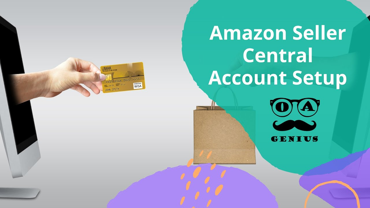 Amazon Seller Central Tutorial 2019   How To Properly Configure Your Amazon Seller Central Account
