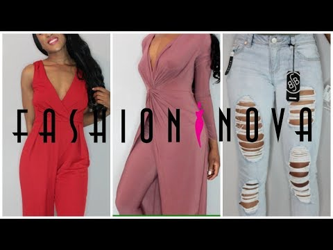 Another Fashion Nova Haul ?! | Jeans and things | Slim chick
