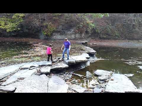 Creek in Rock Creek Ohio